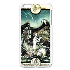 Vintage Aphrodite Apple Iphone 6 Plus/6s Plus Enamel White Case by WensdaiAddamns