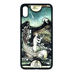 Vintage Aphrodite Apple Iphone Xs Max Seamless Case (black) by WensdaiAddamns