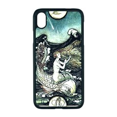 Vintage Aphrodite Apple Iphone Xr Seamless Case (black) by WensdaiAddamns
