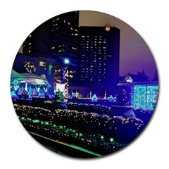 Columbus Commons Round Mousepads