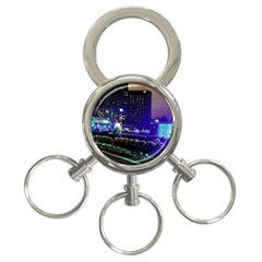 Columbus Commons 3 Ring Key Chains