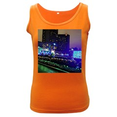 Columbus Commons Women s Dark Tank Top