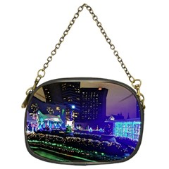 Columbus Commons Chain Purse (two Sides)