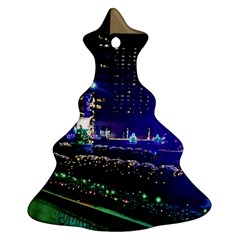 Columbus Commons Christmas Tree Ornament (two Sides)