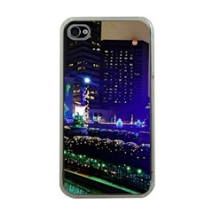 Columbus Commons Apple Iphone 4 Case (clear)