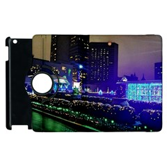 Columbus Commons Apple Ipad 3/4 Flip 360 Case