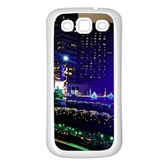 Columbus Commons Samsung Galaxy S3 Back Case (white)