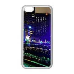 Columbus Commons Apple Iphone 5c Seamless Case (white)