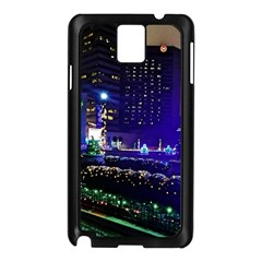 Columbus Commons Samsung Galaxy Note 3 N9005 Case (black)