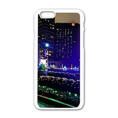 Columbus Commons Apple Iphone 6/6s White Enamel Case