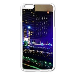 Columbus Commons Apple Iphone 6 Plus/6s Plus Enamel White Case