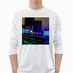 Columbus Commons Long Sleeve T Shirt