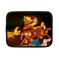 Dragon Lights Netbook Case (small)