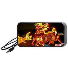 Dragon Lights Portable Speaker