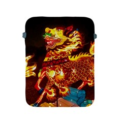 Dragon Lights Apple Ipad 2/3/4 Protective Soft Cases by Riverwoman