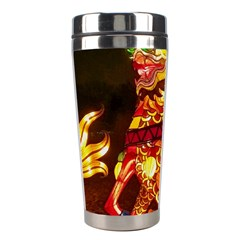 Dragon Lights Stainless Steel Travel Tumblers