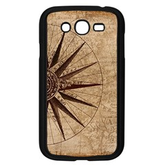 Vintage Compass Samsung Galaxy Grand Duos I9082 Case (black) by WensdaiAddamns