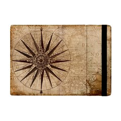 Vintage Compass Ipad Mini 2 Flip Cases by WensdaiAddamns