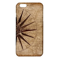 Vintage Compass Iphone 6 Plus/6s Plus Tpu Case by WensdaiAddamns
