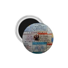 Concert Memorabilia  1 75  Magnets by StarvingArtisan