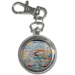 Concert Memorabilia  Key Chain Watches by StarvingArtisan