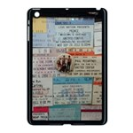 Concert Memorabilia  Apple iPad Mini Case (Black) Front