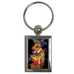 Dragon Lights Centerpiece Key Chains (rectangle)
