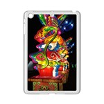 Dragon Lights Centerpiece iPad Mini 2 Enamel Coated Cases Front