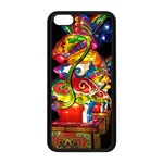 Dragon Lights Centerpiece Apple iPhone 5C Seamless Case (Black) Front
