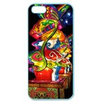Dragon Lights Centerpiece Apple Seamless iPhone 5 Case (Color) Front