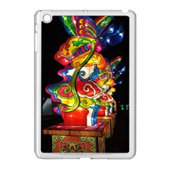 Dragon Lights Centerpiece Apple Ipad Mini Case (white)