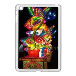 Dragon Lights Centerpiece Apple iPad Mini Case (White) Front
