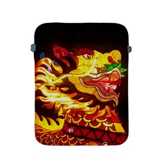 Dragon Lights Ki Rin Apple Ipad 2/3/4 Protective Soft Cases by Riverwoman