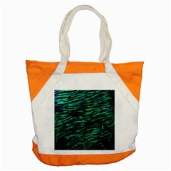 Funny Galaxy Tiger Pattern Accent Tote Bag by tarastyle