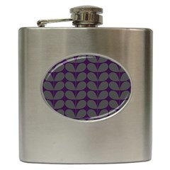 Zappwaits Crucial Hip Flask (6 Oz)