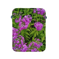 Stratford Garden Phlox Apple Ipad 2/3/4 Protective Soft Cases by Riverwoman