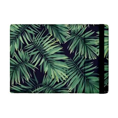 Green Tropical Flora Ipad Mini 2 Flip Cases by goljakoff