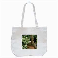 Garden Of The Phoenix Tote Bag (white) by Riverwoman