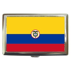Naval Ensign Of Colombia Cigarette Money Case by abbeyz71