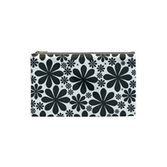 Black & White Cosmetic Bag (small)