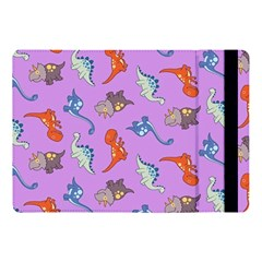 Dinosaurs   Violet Apple Ipad 9 7 by WensdaiAddamns