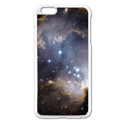Constellation Apple Iphone 6 Plus/6s Plus Enamel White Case by WensdaiAddamns