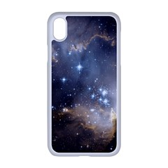 Constellation Apple Iphone Xr Seamless Case (white) by WensdaiAddamns