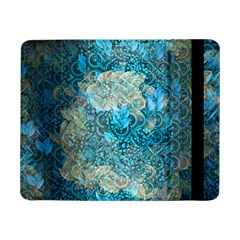 Background Scrapbooking Paper Samsung Galaxy Tab Pro 8 4  Flip Case by AnjaniArt