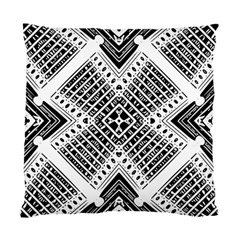 Pattern Tile Repeating Geometric Standard Cushion Case (one Side)