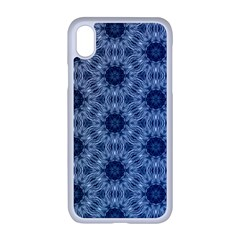 Pattern Patterns Seamless Design Apple Iphone Xr Seamless Case (white)