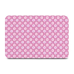Background Paper Pink Plate Mats