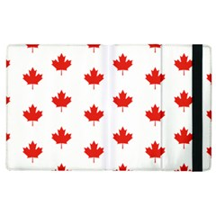 Maple Leaf Canada Emblem Country Apple Ipad 2 Flip Case