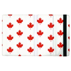 Maple Leaf Canada Emblem Country Ipad Mini 4 by Mariart