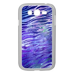 Funny Galaxy Tiger Pattern Samsung Galaxy Grand Duos I9082 Case (white)